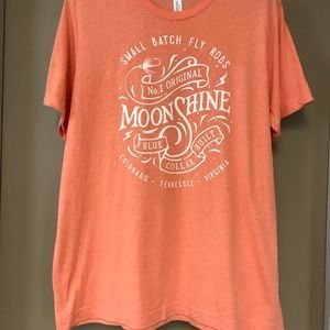 MOONSHINE T-Shirt MENS L